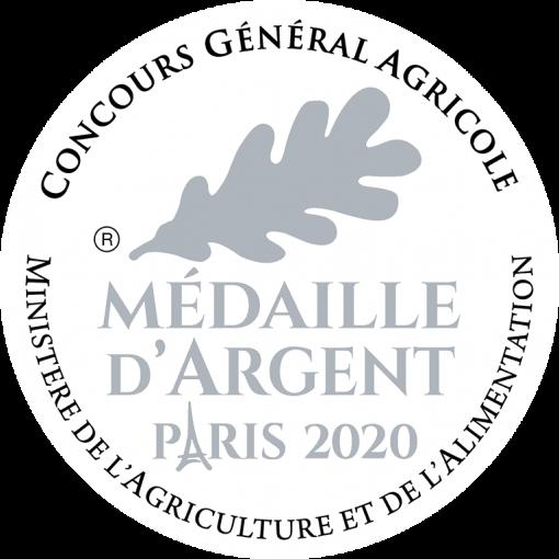 miel de forêt 250g Medaille Argent 2020