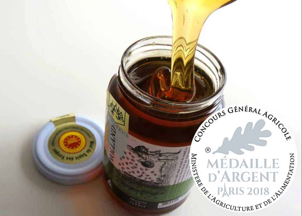 miel de sapin des Vosges AOP Miels et saveurs
