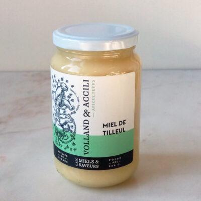 miel de tilleul crémeux